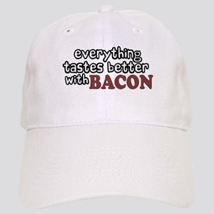 Tastes Better with Bacon Cap