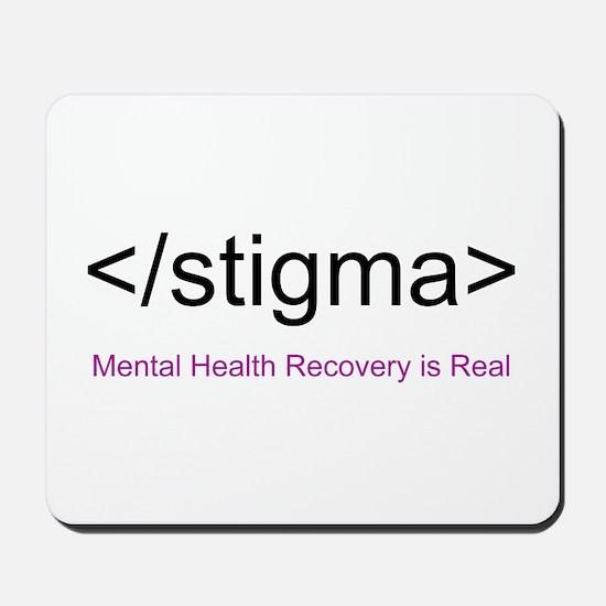 End Stigma HTML Mousepad