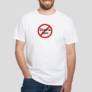 no-sharia-law T-Shirt