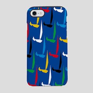 Sailing Regatta iPhone 7 Tough Case