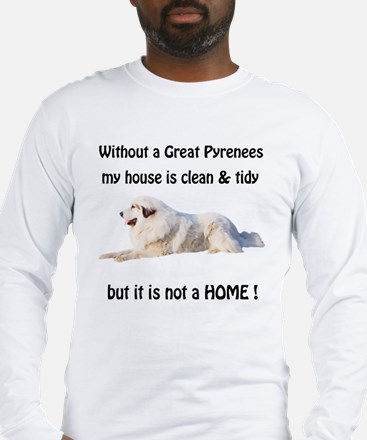Great Pyrenees Long Sleeve T-Shirt