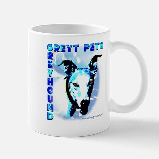 Elite Greyhound Adoption Mug