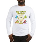 Egg-cellent Student Long Sleeve T-Shirt