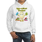 Egg-cellent Student Hooded Sweatshirt