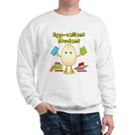 Egg-cellent Student Sweatshirt