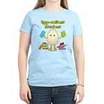 Egg-cellent Student Women's Light T-Shirt