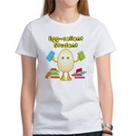 Egg-cellent Student Women's T-Shirt
