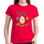 Egg-cellent Student Women's Dark T-Shirt