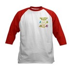 Egg-cellent Student Kids Baseball Jersey