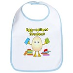 Egg-cellent Student Bib