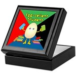 Egg-cellent Student Keepsake Box