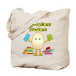 Egg-cellent Student Tote Bag