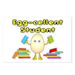 Egg-cellent Student Postcards (Package of 8)