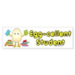 Egg-cellent Student Bumper Sticker (50 pk)