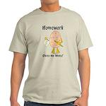 Homework Light T-Shirt