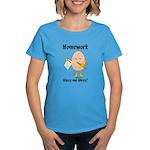Homework Women's Dark T-Shirt