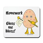 Homework Mousepad