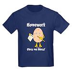 Homework Kids Dark T-Shirt