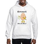 Homework Hooded Sweatshirt