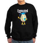 Eggucated Sweatshirt (dark)