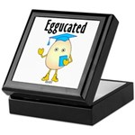 Eggucated Keepsake Box