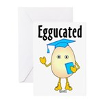 Eggucated Greeting Cards (Pk of 10)