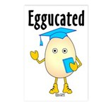 Eggucated Postcards (Package of 8)