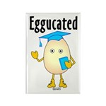 Eggucated Rectangle Magnet (100 pack)