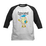 Eggucated Kids Baseball Jersey