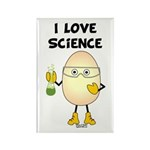 Love Science Rectangle Magnet (100 pack)