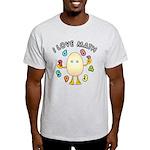 Love Math Light T-Shirt
