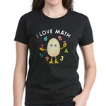 Love Math Women's Dark T-Shirt