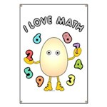 Love Math Banner