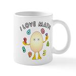 Love Math Mug