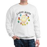 Love Math Sweatshirt
