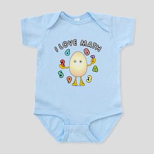Love Math Infant Bodysuit