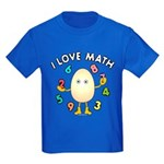 Love Math Kids Dark T-Shirt