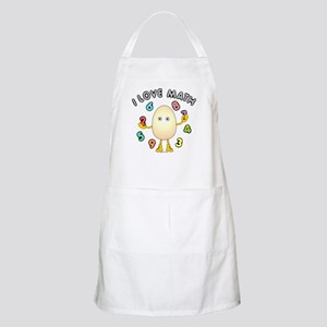 Love Math BBQ Apron