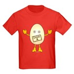 Grade A Egghead Kids Dark T-Shirt