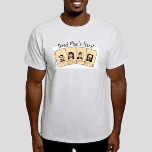 Dead Man's Hand Light T-Shirt