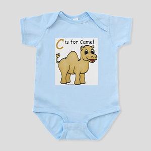 C is for Camel Infant Bodysuit