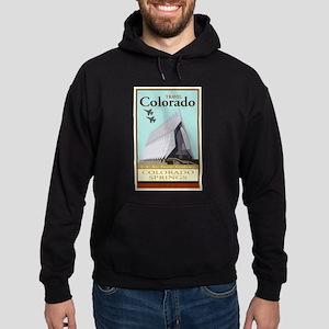 Travel Colorado Hoodie (dark)
