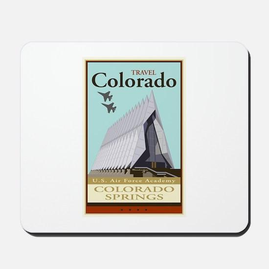Travel Colorado Mousepad