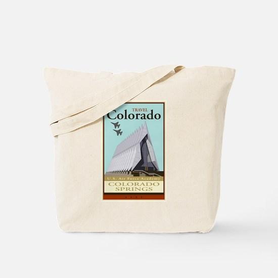 Travel Colorado Tote Bag