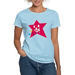 1 STAR EATING RED Women's Light T-Shirt