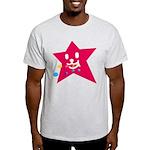 1 STAR EATING RED Light T-Shirt