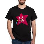 1 STAR EATING RED Dark T-Shirt