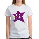 1 STAR EATING PURPLE Women's T-Shirt