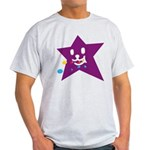 1 STAR EATING PURPLE Light T-Shirt
