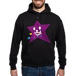 1 STAR EATING PURPLE Hoodie (dark)